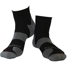 Gococo Technical Cushion High Wool Socks black